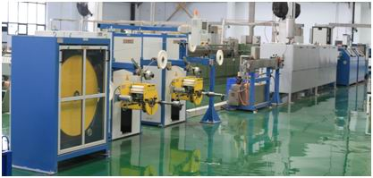 Film wrapped sintered wires